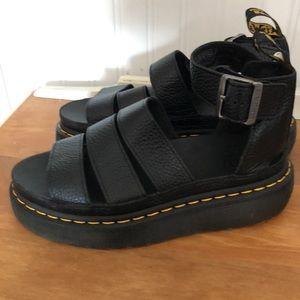 Dr. Martens Clarissa II Quad NEW 7 ladies sandals